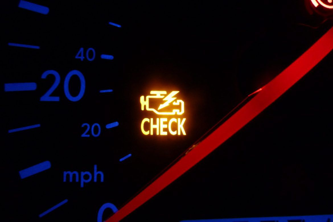 Check Engine Light On? Here are 5 Things You Can Do