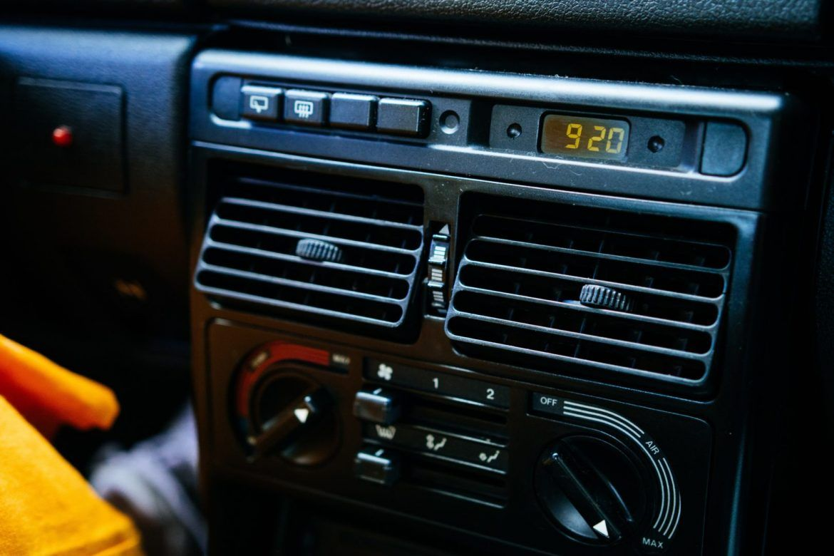Automotive A/C and How it Works
